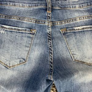 Nature Jeans - Mid Rise Skinny Jean